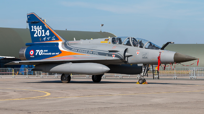 676 - Dassault Mirage 2000D - France - Air Force