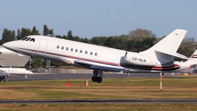CS-DLN - Dassault Falcon 2000EX - NetJets Europe