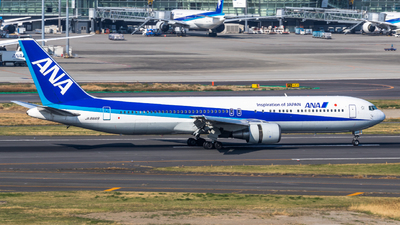 JA8669 - Boeing 767-381 - All Nippon Airways (ANA)