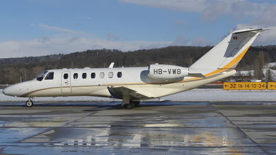 HB-VWB - Cessna 525B CitationJet 3 - Swiss Private Aviation