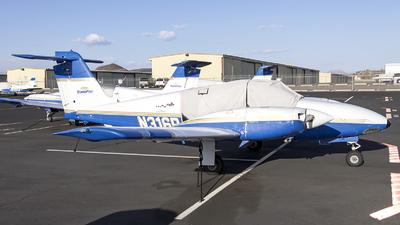 A picture of N316PA - Piper PA44180 Seminole - [4496125] - © xuxinyi1000