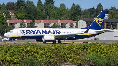 N4022A - Boeing 737-8-200 MAX - Ryanair