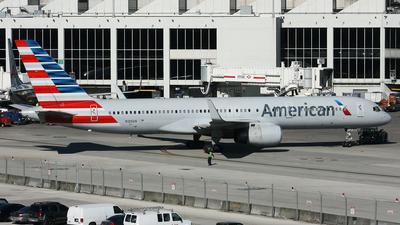 N189an Boeing 757 223 American Airlines Ian Howat