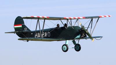 HA-PAO - Polikarpov PO-2 - Goldtimer Foundation