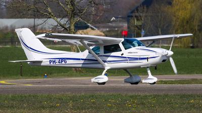 PH-4P6 - TL Ultralight TL-3000 Sirius - Private