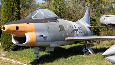 31-95 - Fiat G91-R/3 - Germany - Air Force