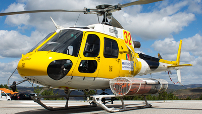 F-HLBR - Eurocopter AS 350B3 Ecureuil - Med Air
