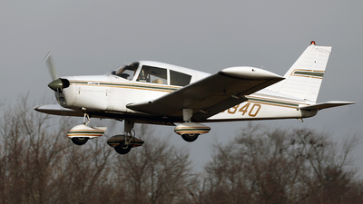 N16340 - Piper PA-28-140 Cherokee Cruiser - Private