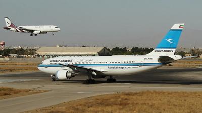 A picture of 9KAME - Airbus A300B4605R - [721] - © Ata Tavanaei