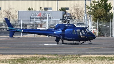 JA724K - Eurocopter AS 350B3 Ecureuil - Private
