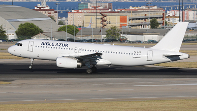 YL-LCP - Airbus A320-232 - Aigle Azur (SmartLynx Airlines)