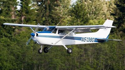 A picture of N51380 - Cessna 172P Skyhawk - [17274305] - © SpotterPowwwiii