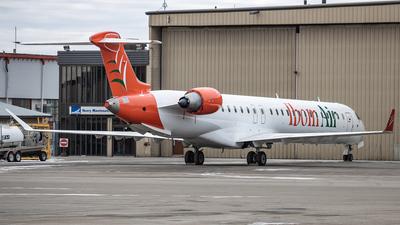 C-FWNK - Bombardier CL-600-2D24 Challenger 890 - Ibom Air