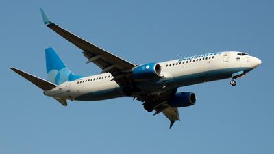 A picture of VPBPU - Boeing 7378AL - Pobeda - © David_Vlasov