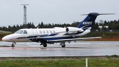 N326PZ - Cessna 525 Citationjet CJ4 - Private