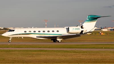 C-GNDN - Gulfstream G650 - Skyservice Business Aviation