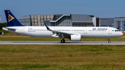 D-AYAJ - Airbus A321-271N - Air Astana