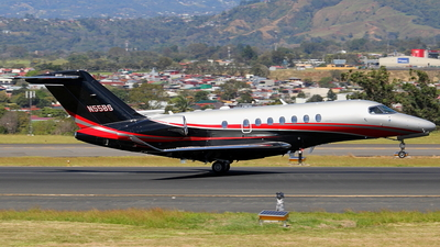 N55BS - Cessna Citation Longitude - Private