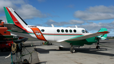 C-FMWM - Beechcraft 100 King Air - Buffalo Airways
