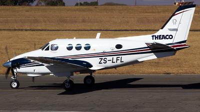 ZS-LFL - Beechcraft C90-1 King Air - Theaco