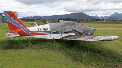 VH-MLF - Piper PA-28R-200 Cherokee Arrow - Private