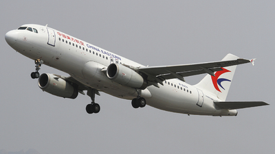B-6950 - Airbus A320-232 - China Eastern Airlines