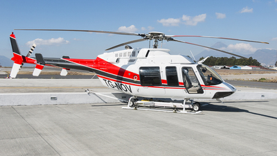 TG-NOV - Bell 407 - Private