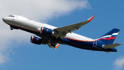 A picture of VQBTX - Airbus A320214 - Aeroflot - © Pawel Grotowski