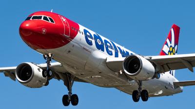 A picture of HBIHX - Airbus A320214 - Edelweiss Air - © Jakub Szewczuk