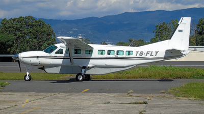 TG-FLY - Cessna 208 Caravan - Private