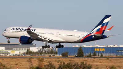 VP-BXD - Airbus A350-941 - Aeroflot