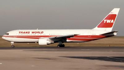N608TW - Boeing 767-231(ER) - Trans World Airlines (TWA)