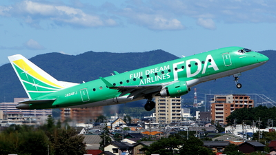 JA04FJ - Embraer 170-100SU - Fuji Dream Airlines