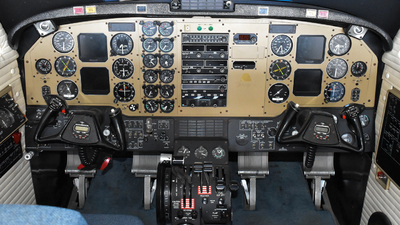 SIMULATOR - Beechcraft 200 Super King Air - CTC Aviation Training