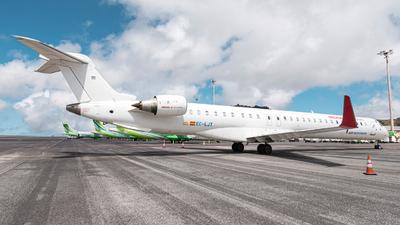 EC-LJT - Bombardier CRJ-1000 - Iberia Regional (Air Nostrum)