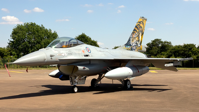 671 - General Dynamics F-16AM Fighting Falcon - Norway - Air Force