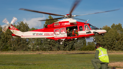 A picture of VF144 - Leonardo AW139 - [31888] - © Onnis G.Luca SARDEGNA SPOTTERS