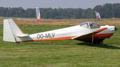 OO-MLV - Scheibe SF.25C Falke - Private