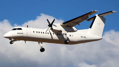9H-AFD - Bombardier Dash 8-Q315 - Med Avia