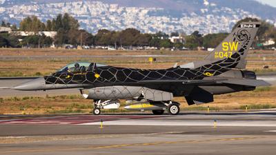 94-0047 - Lockheed Martin F-16C Fighting Falcon - United States - US Air Force (USAF)