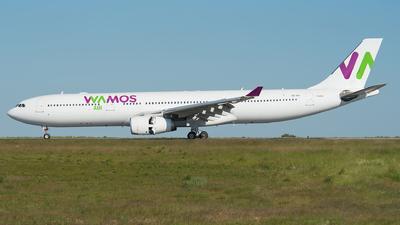 OE-IEA - Airbus A330-343 - Wamos Air