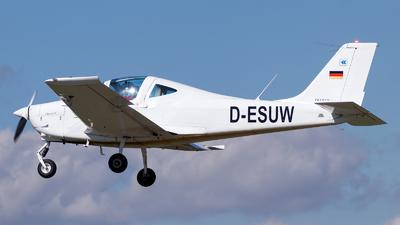 D-ESUW - Tecnam P2002JF Sierra - Engl Flightteam