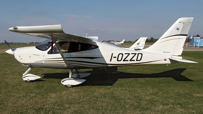 I-OZZD - Tecnam P2008JC MkII - Private