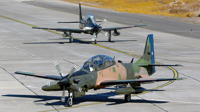 457 - Embraer A-29B Super Tucano - Chile - Air Force