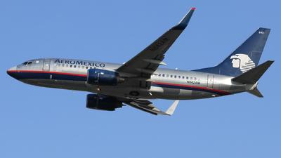 N842AM - Boeing 737-752 - Aeroméxico