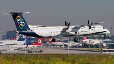 SX-OBA - Bombardier Dash 8-Q402 - Olympic Air