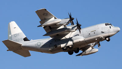 169229 - Lockheed Martin KC-130J Hercules - United States - US Marine Corps (USMC)