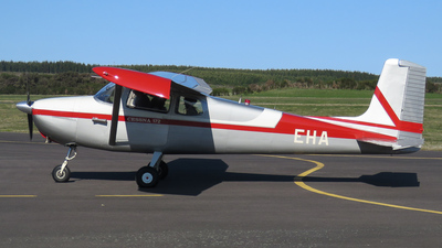 ZK-EHA - Cessna 172 Skyhawk - Private
