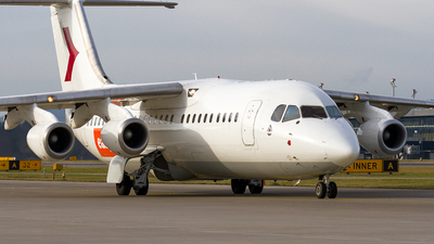 D-AWBA - British Aerospace BAe 146-300 - easyJet (WDL Aviation)