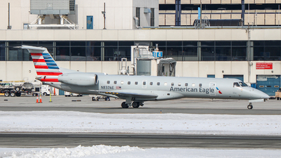 N837AE - Embraer ERJ-140LR - American Eagle (Envoy Air)